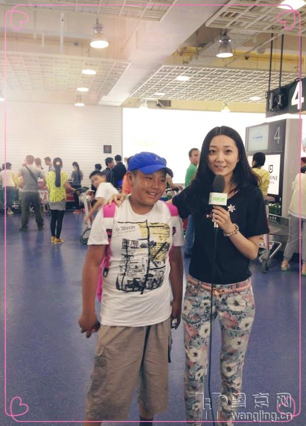 北京和美妇儿医院&旅游卫视举办山里孩子去