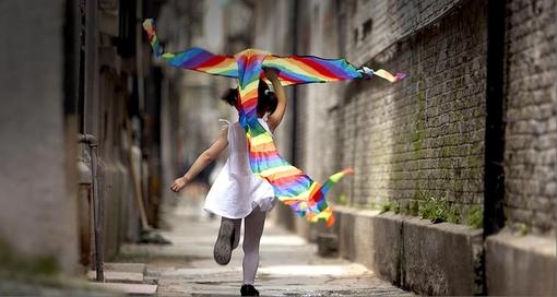 放飞梦想 拥抱春天 比如世界邀你画风筝 放风筝,报名送风筝,参与赢图片