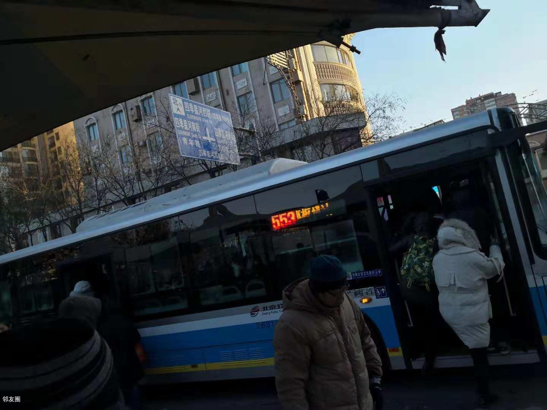 建议增加东坝公交553路晚班车